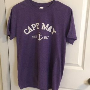 Cape May New Jersey short sleeve tee Size Small